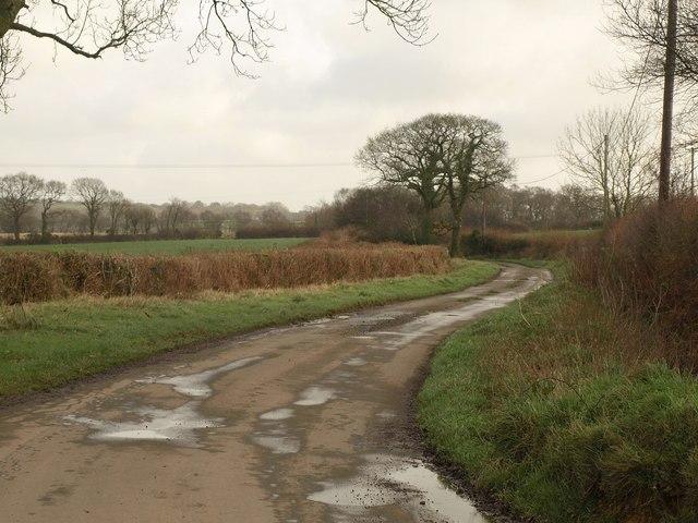Lane to Folly Gate