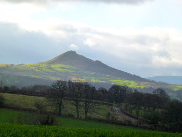 The Skirrid Mountain