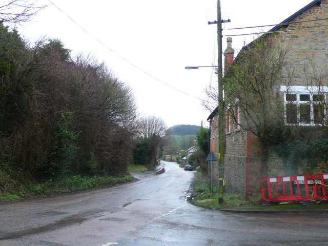 Higher Street Bradpole near Bridport