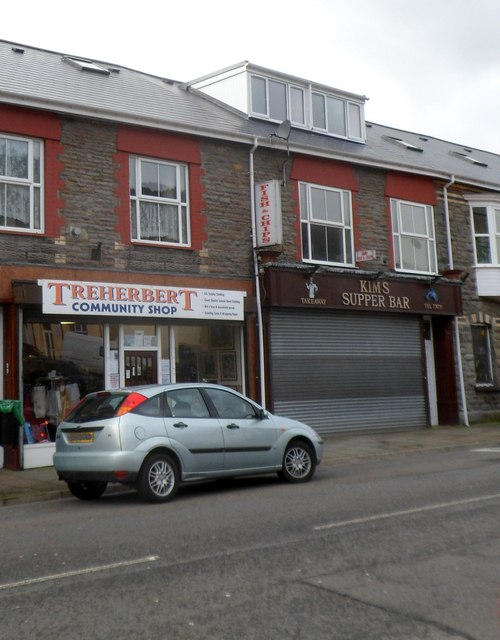 Treherbert Community Shop