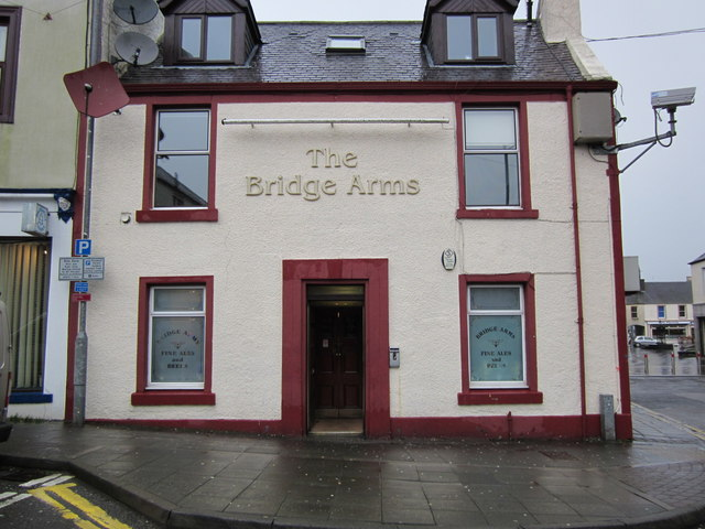 The Bridge Arms