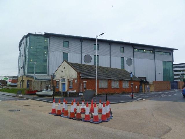 Poole, Sea Scouts' HQ