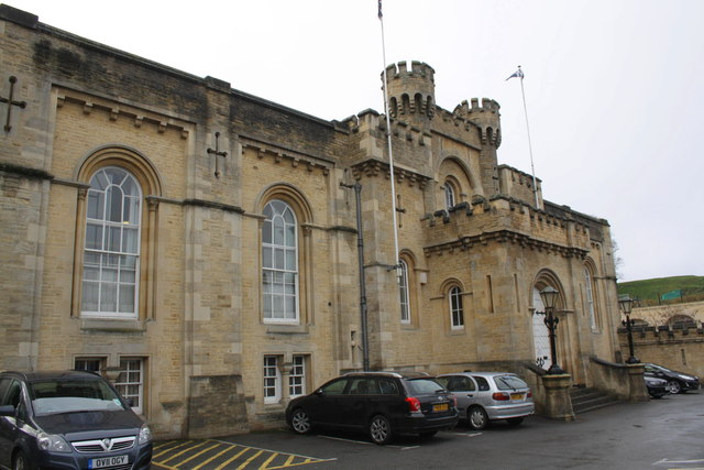 County Hall, New Road