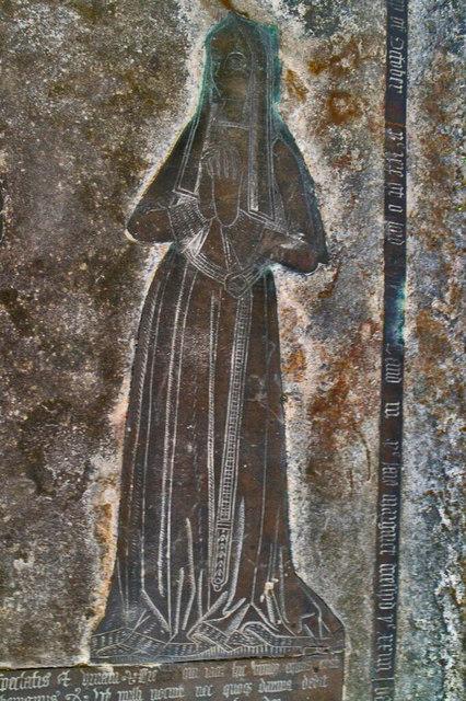 Margaret Reade Brass, Wrangle church