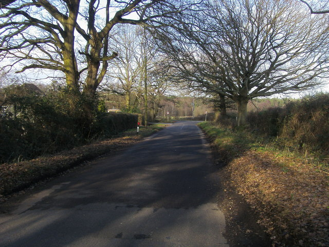 Misslebrook Lane