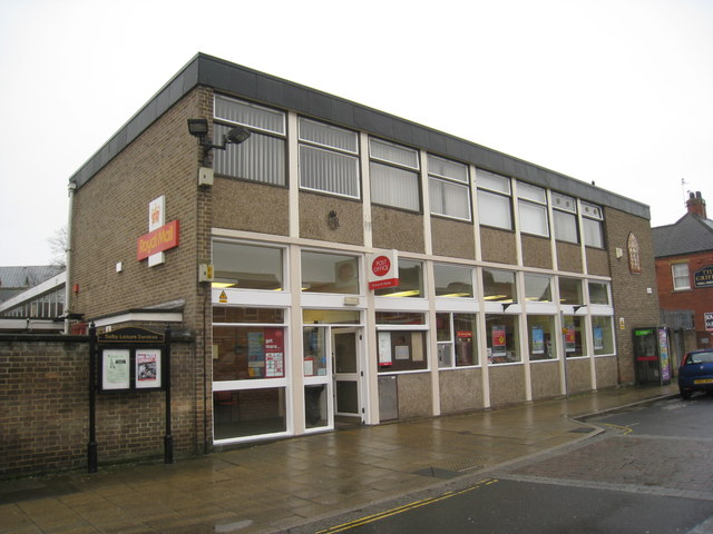 Selby Post Office, Micklegate