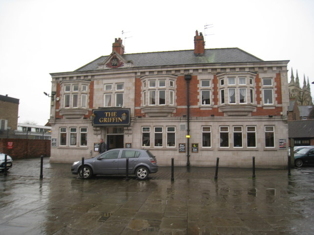 The Griffin, Micklegate