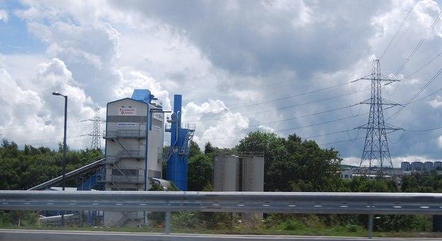 Tillicoultry Quarries Ltd