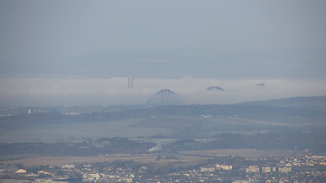 Fog on the Forth
