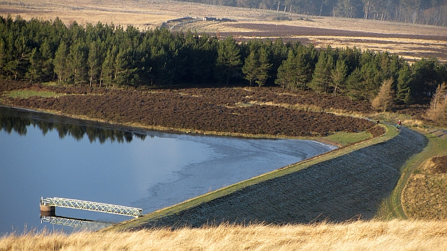 Bonaly Reservoir