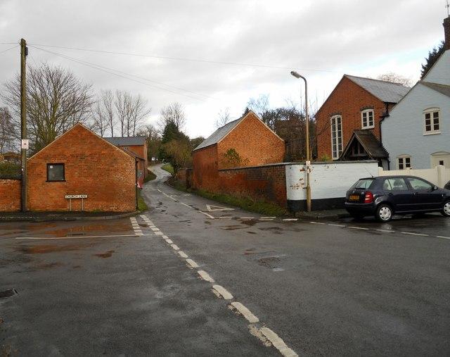 Shearsby-Back Lane