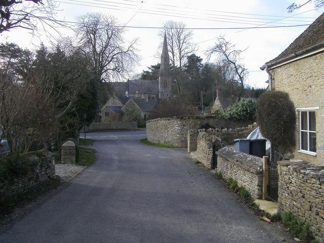 Wilcote Lane