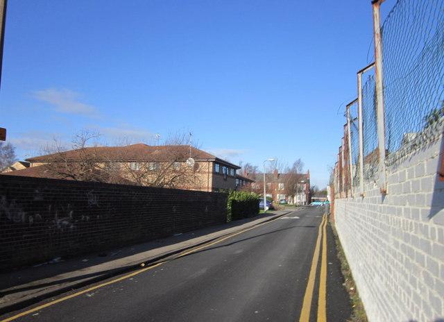 Hudson Street, Hull