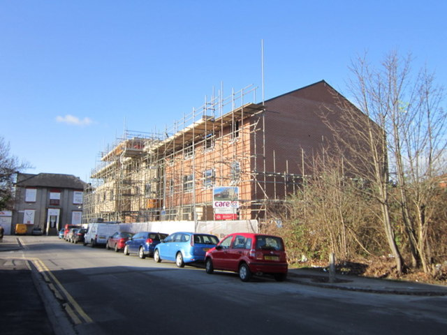 A new building for Care UK on Margaret Street