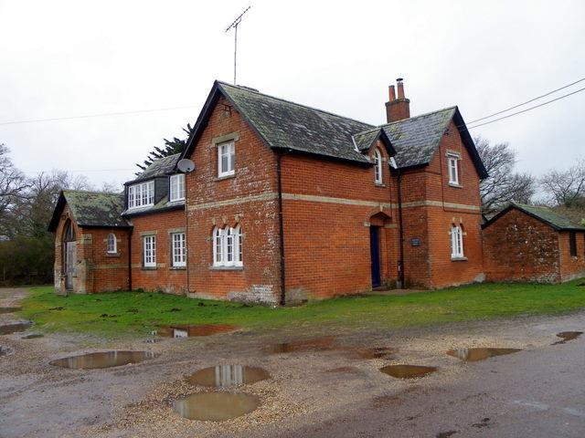 The Old School House, South Gorley