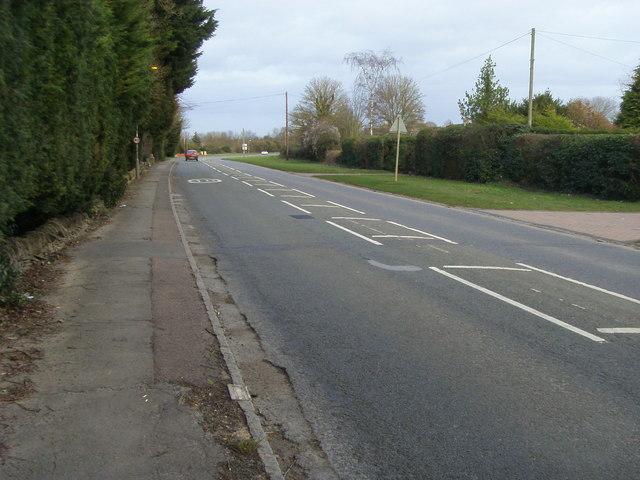 Burford Road