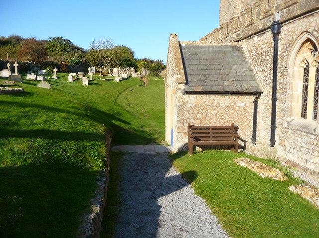 Berrow - St Marys Church