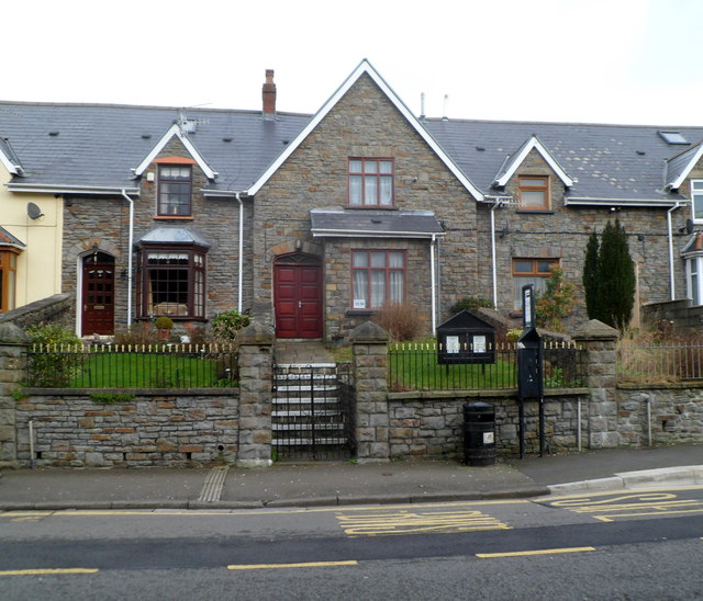 St Mary's Church Centre, Treherbert