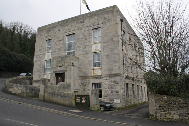 Portland Town Council Offices, Fortuneswell