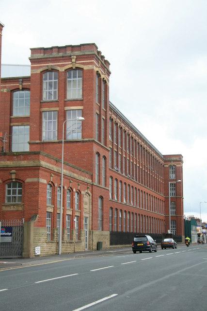 Centenary Mill, Preston