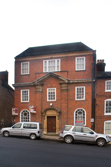 Former Ludlow Post Office