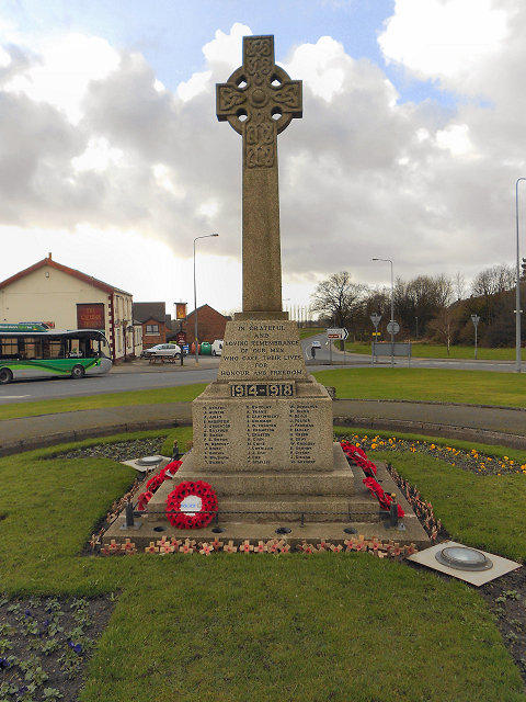 Aspull War Memorial