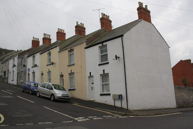 Houses on Brymers Avenue