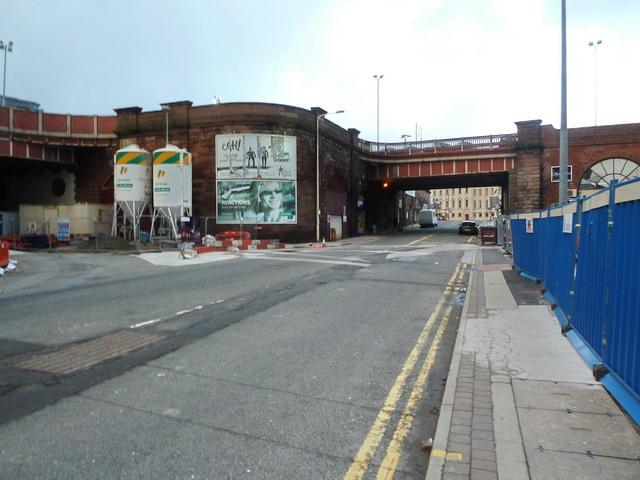 Chapel Street, Manchester