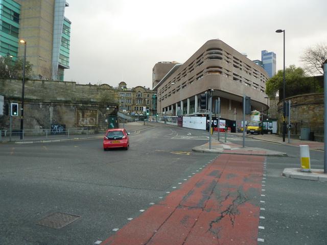 Hunts Bank, Manchester