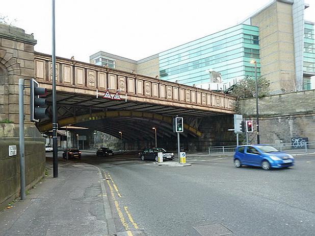 Victoria Street, Manchester