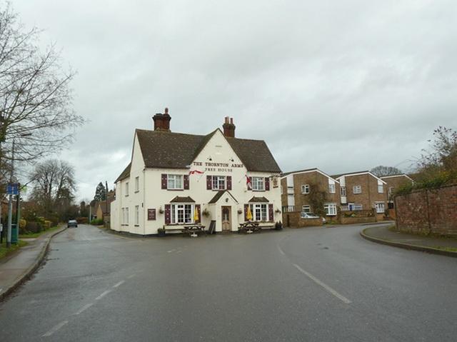 The Thornton Arms, Everton