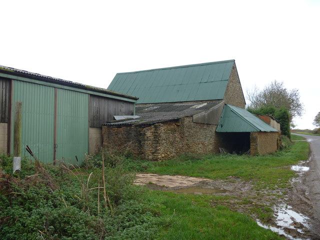 White's Barn