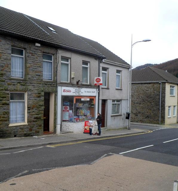 Tynewydd Post Office
