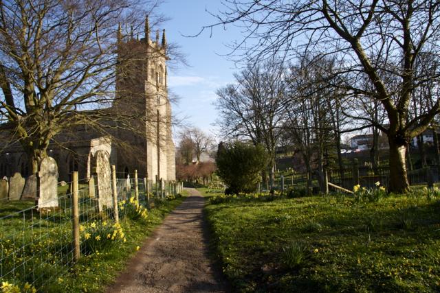 St Andrew, Aysgarth