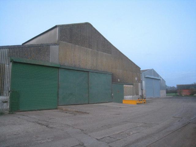 Main barn - Breach Farm
