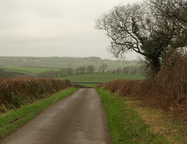 Lane to Scobchester