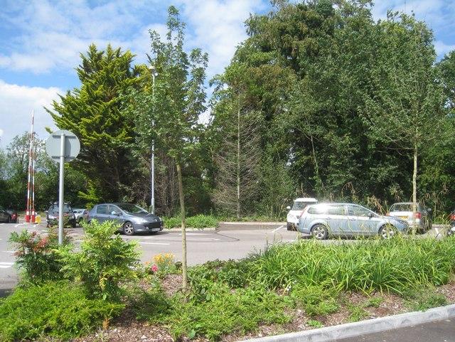Homebase car park