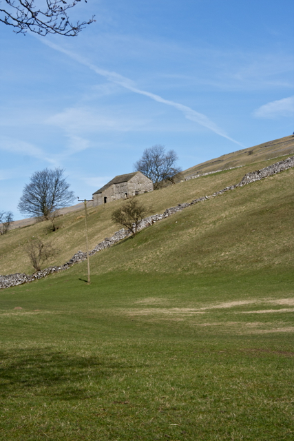 Field Barn at Yockenthwaite Langstroth Dale
