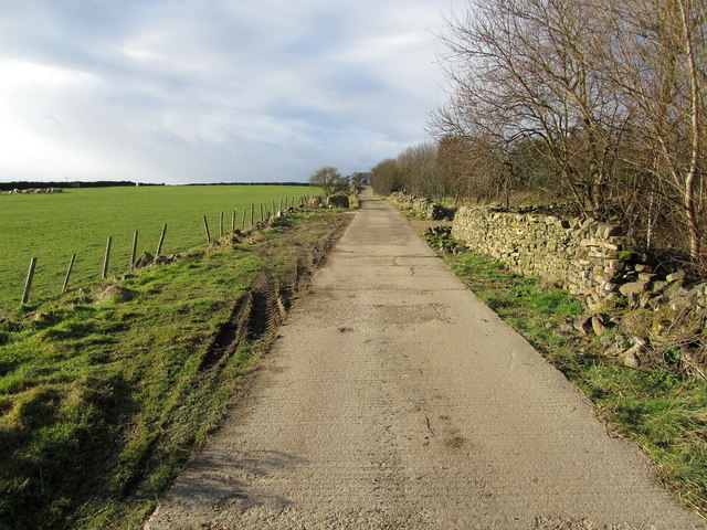 Access to Skell Gill