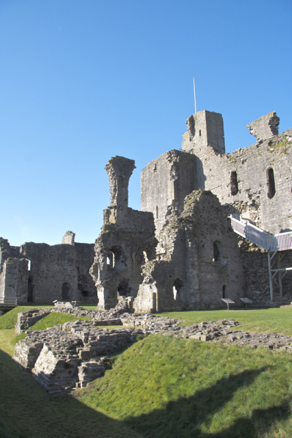 Middleham Castle off Cannan Lane Middleham