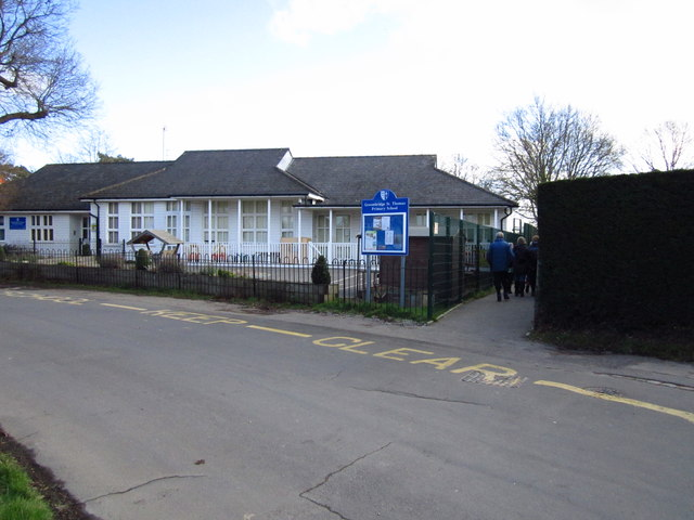 Groombridge St. Thomas Primary School