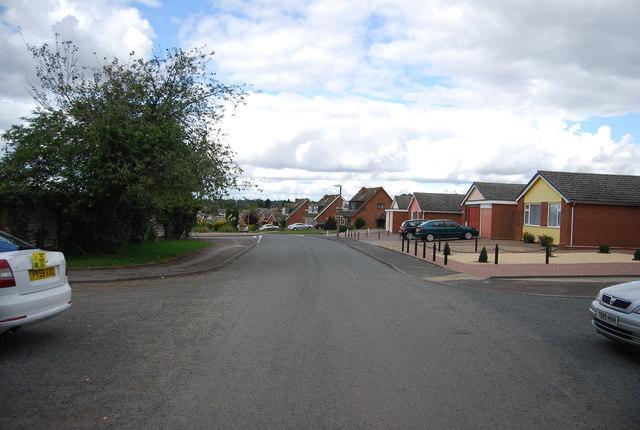 Thornhill Rd, Claydon