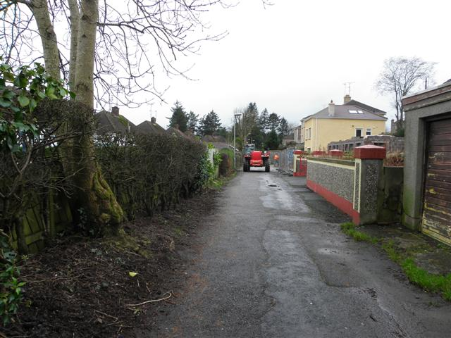 Woodvale Avenue, Omagh