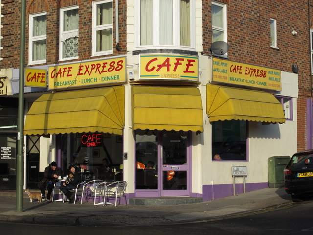 Cafe Express, Finchley Lane / Glebe Crescent, NW4