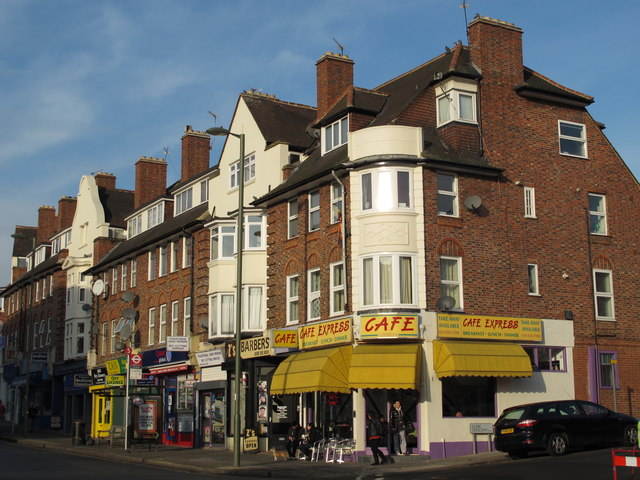 Finchley Lane / Glebe Crescent, NW4
