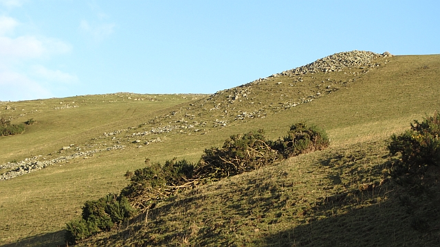 Stony ground above Lugate