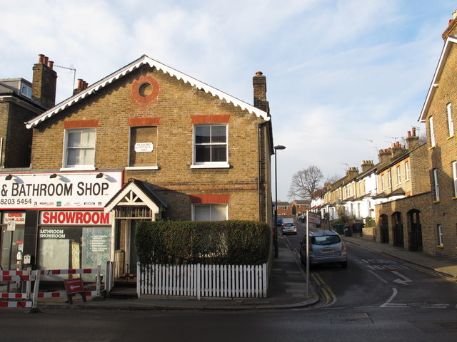 Seaford Cottage (1861), Parson Street (B552), NW4