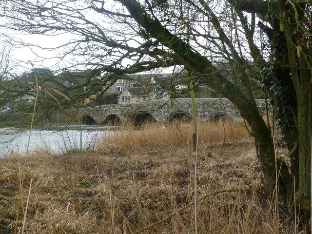 Spetisbury, Crawford Bridge