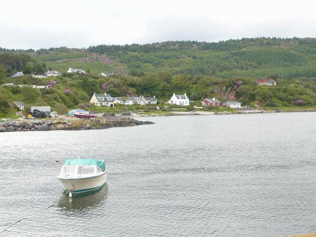 North Shore Carradale