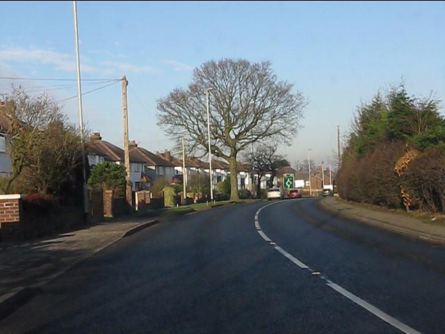 London Road, Stretton